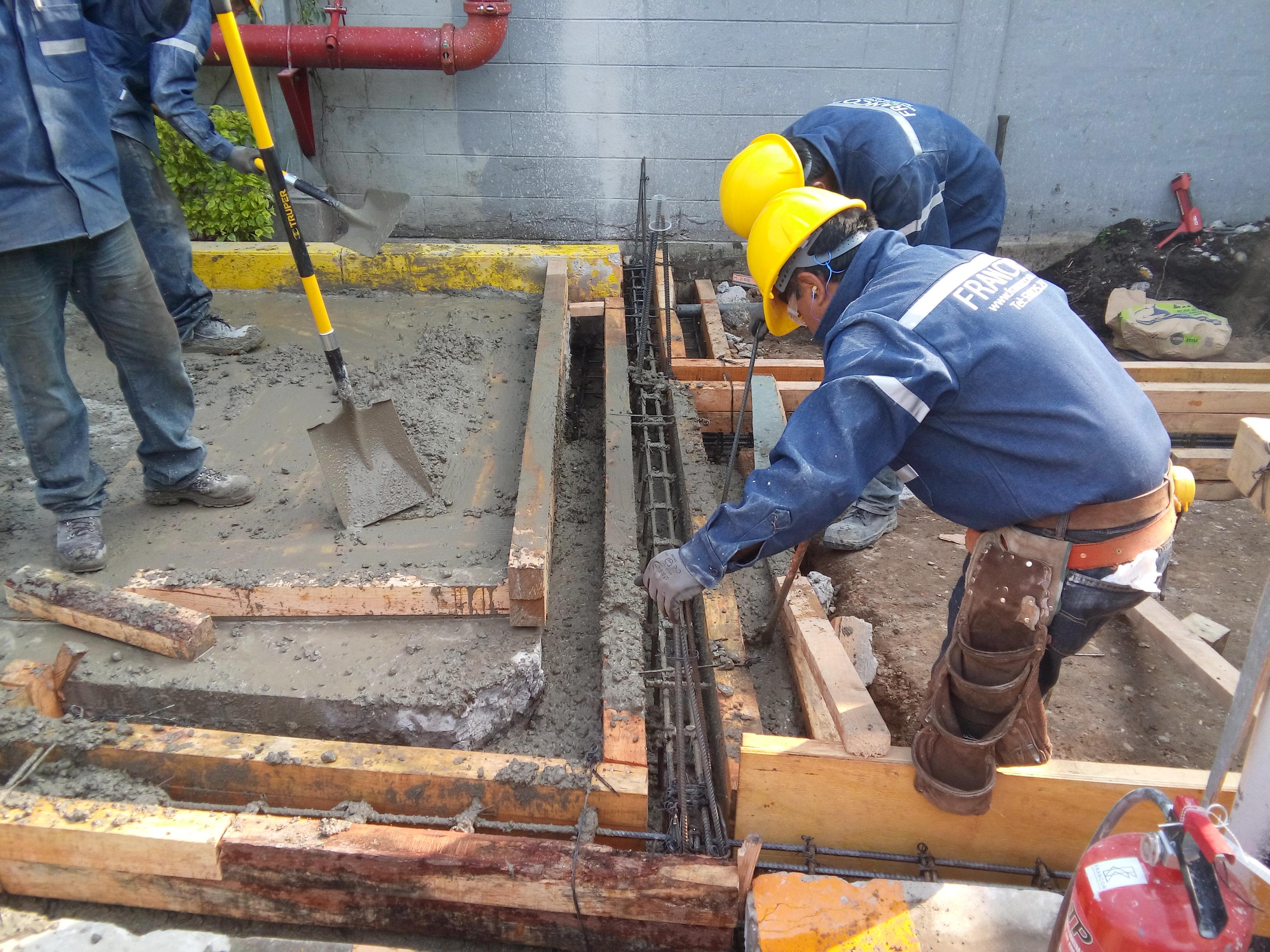 Servicios de construcci n industrial de plantas industriales for Servicios de construccion