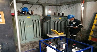 ELECTRICAL SUBSTATIONS MAINTENANCE