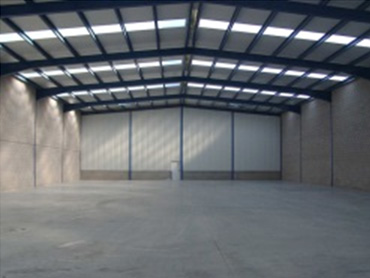 Fabricaci n e instalaci n de estructuras met licas para naves industriales - Estructura de metal ...