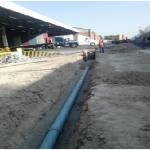 Instalación de tuberías industriales