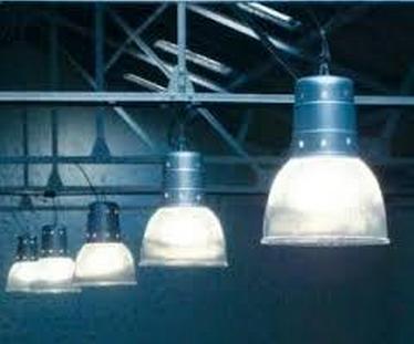 Iluminacion de galpones industriales