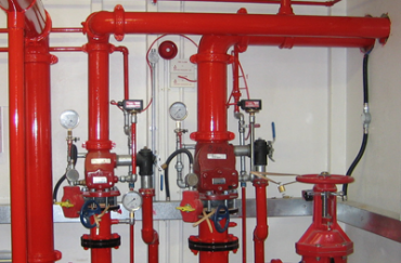 FIRE PROTECTION, FIRE DETECTION AND FIRE SUPRESSION SYSTEMS
