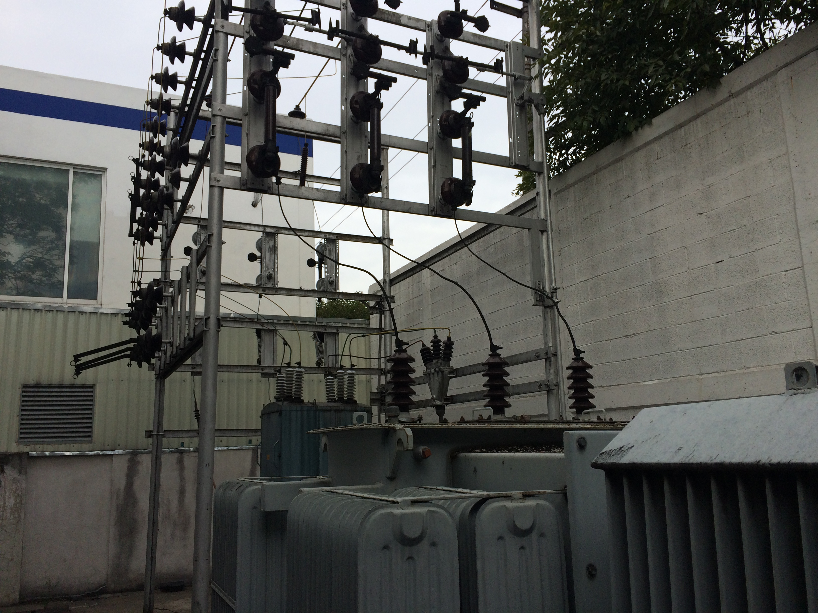 Wartung elektrischer Pumpstationen - Francor