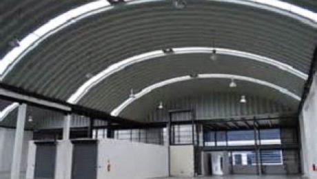 techos industriales